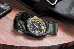 Breitling Endurance Pro watch with Econyl yarn NATO strap