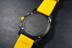 Breitling Endurance Pro watch caseback