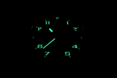 Breitling Endurance Pro watch lume