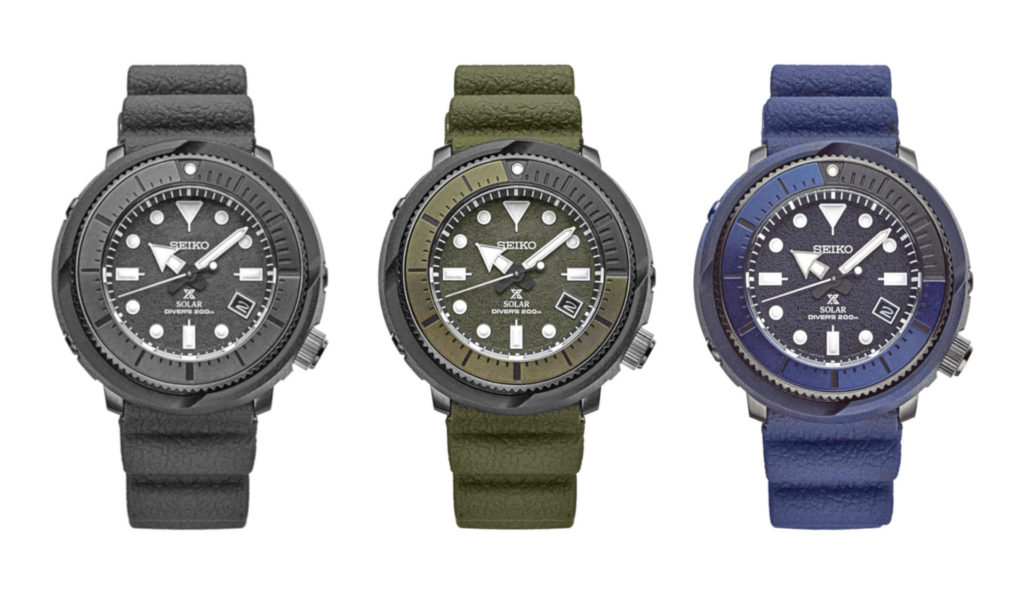 First Look: Seiko Prospex Street Series