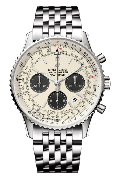 The iconic Navitimer from Breitling
