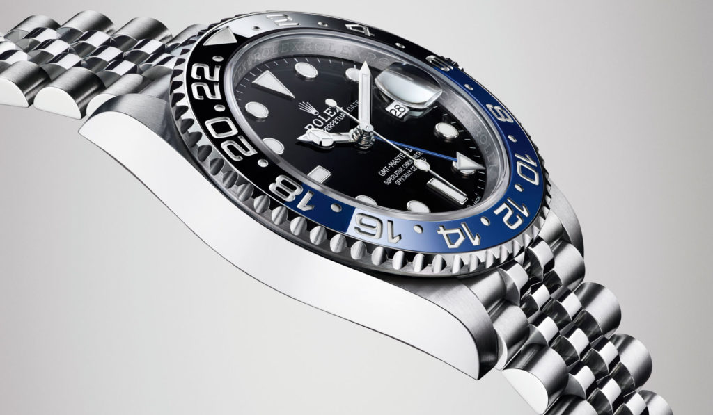 "Fresh out of Baselworld 2019: Rolex GMT-Master II 126710 BLNR ""Batman"""