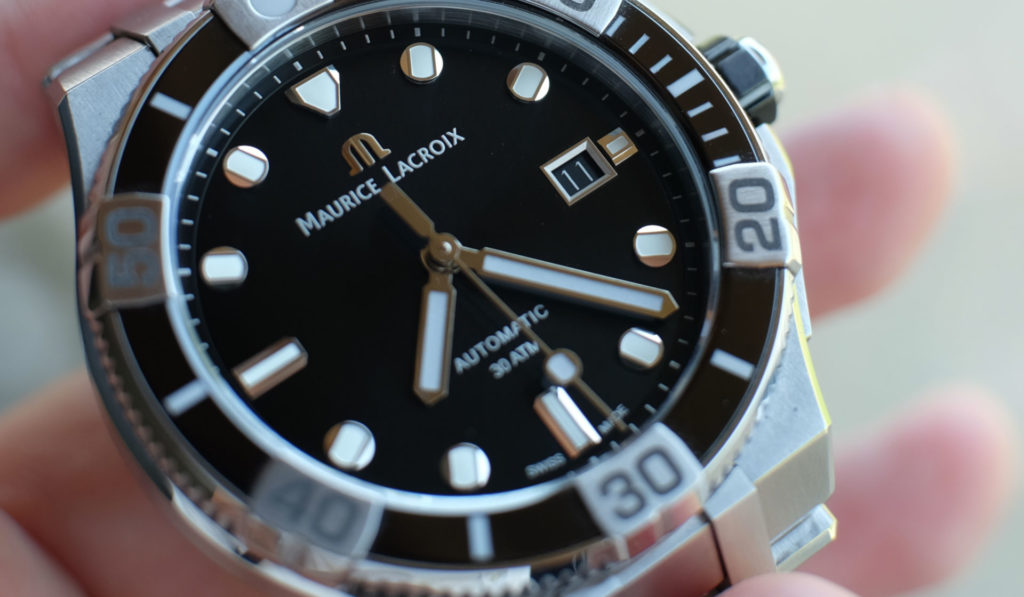 In The Metal: Maurice Lacroix Aikon Venturer