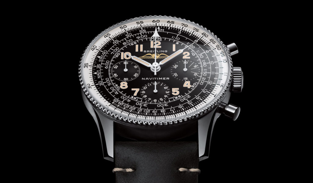 Fresh out of Baselworld 2019: Breitling Navitimer Ref. 806 1959 Re-Edition