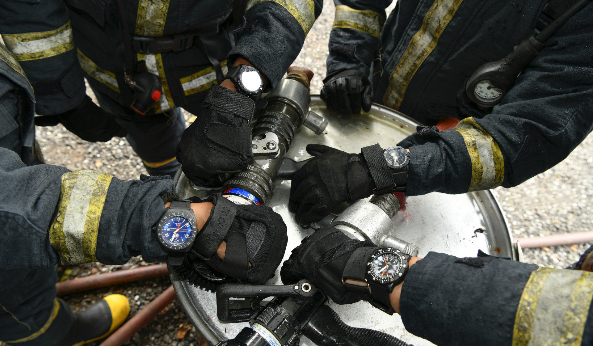 Are Luminox watches tough enough to survive a Search and Rescue mission?