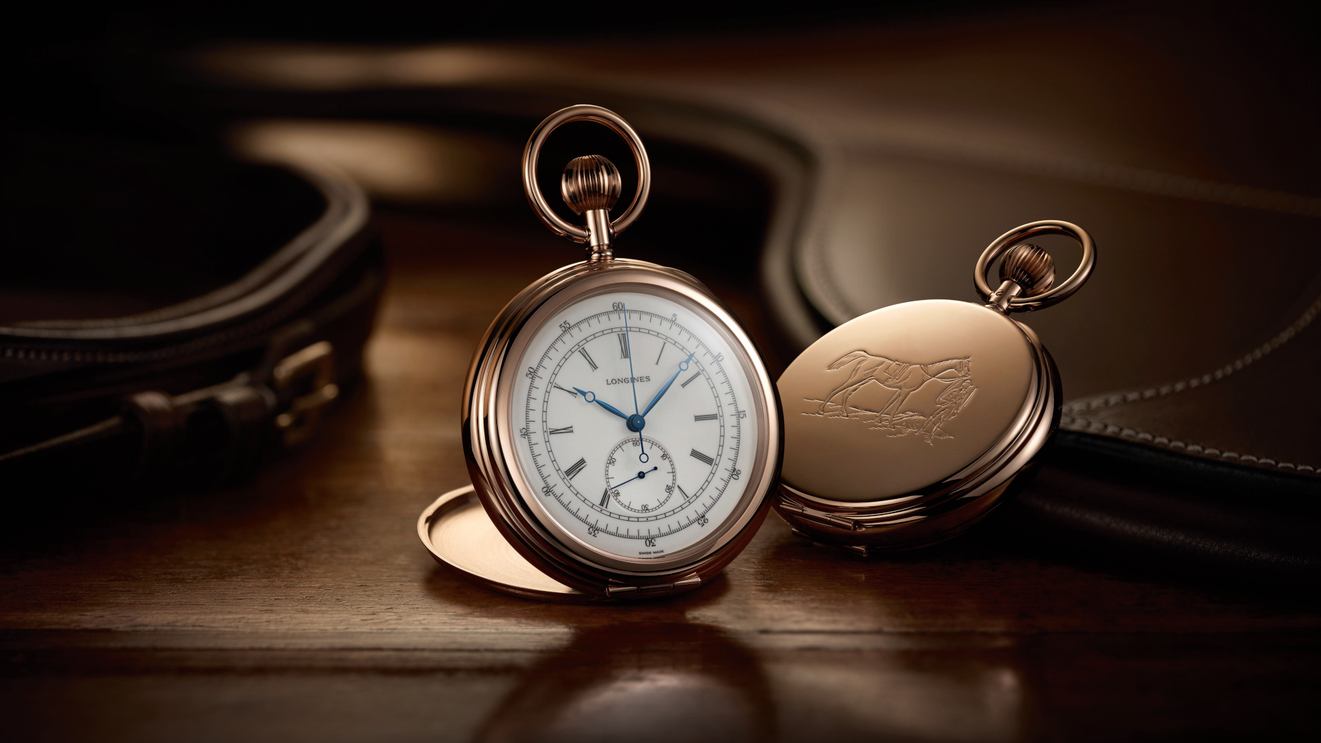 Longines decided to make eight pocket watches with a six-figure pricetag! Here's why.