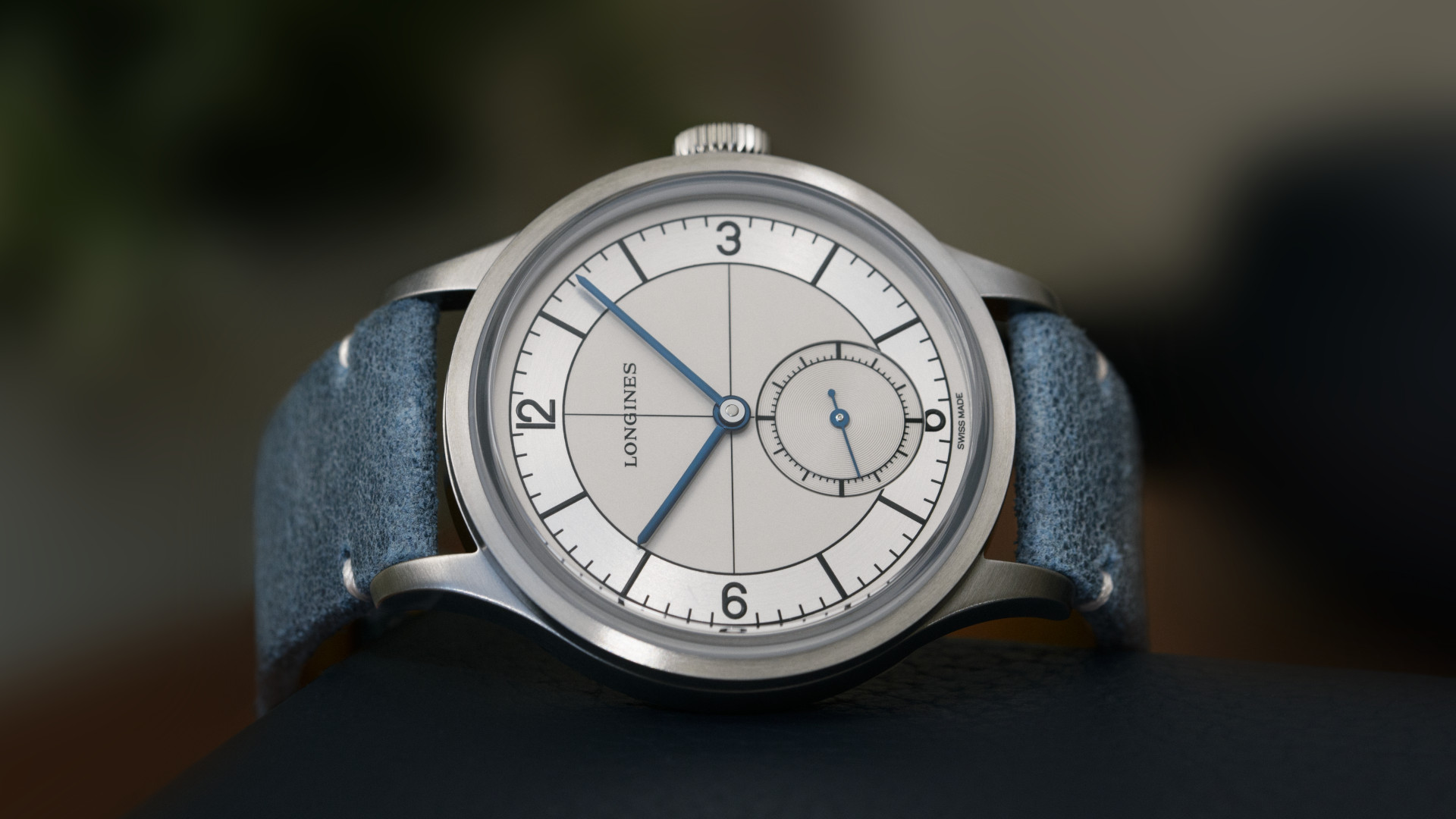 A sector dial that doesn't cost an arm and a leg? Give it up for the Longines Heritage Classic
