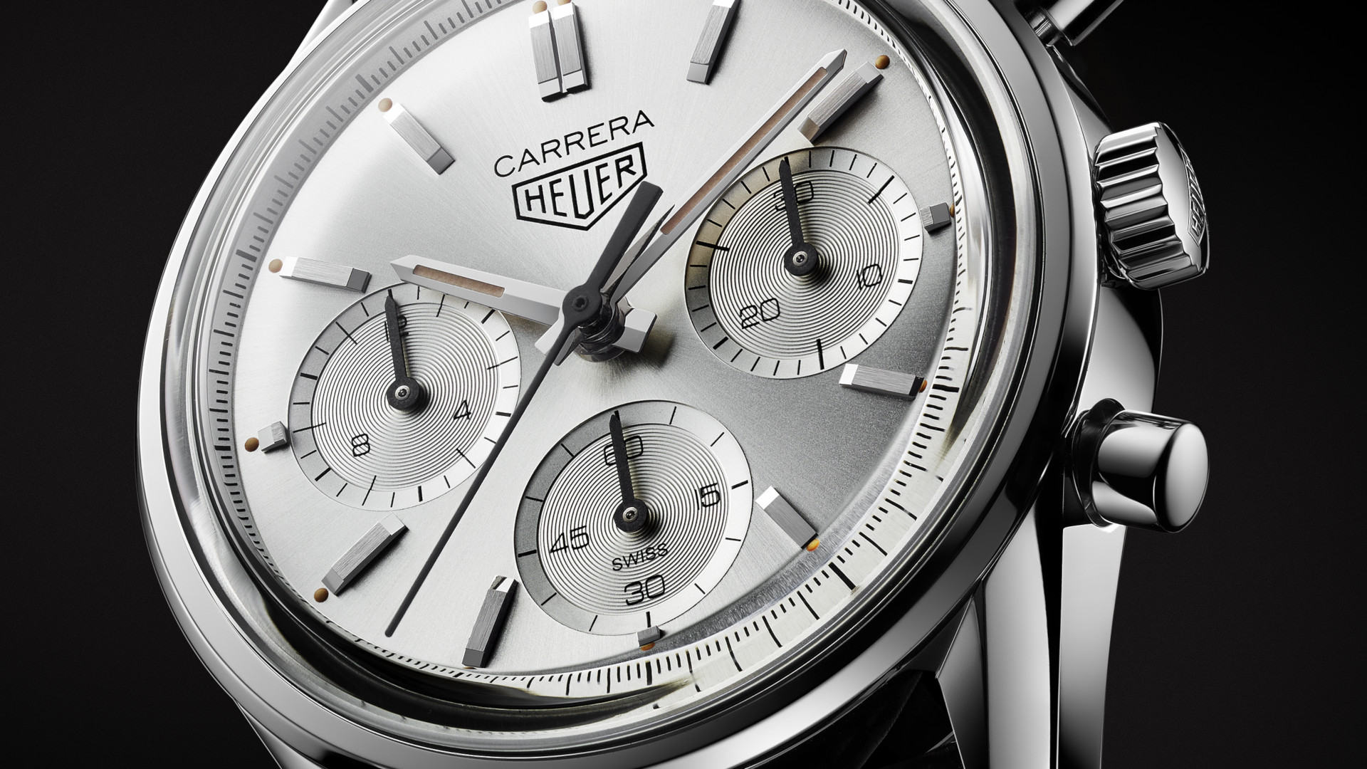 TAG Heuer celebrates a legendary milestone with the legendary Carrera 160 Years Silver Limited Edition
