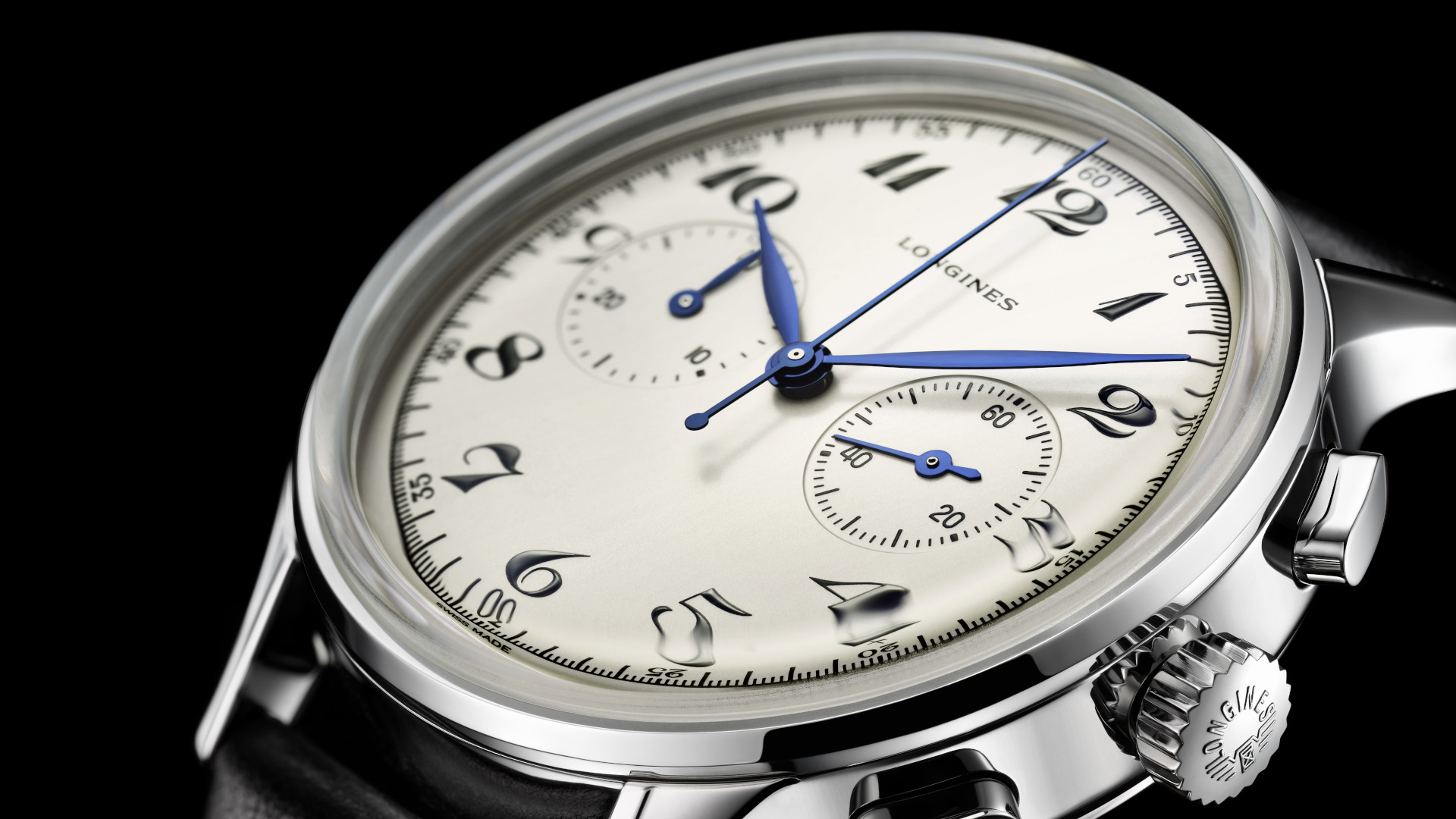 Longines digs into their archives yet again for a Classic Chronograph born in 1946