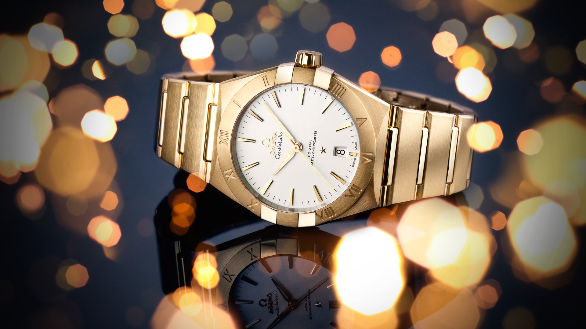A new Omega Constellation befitting of the new generation