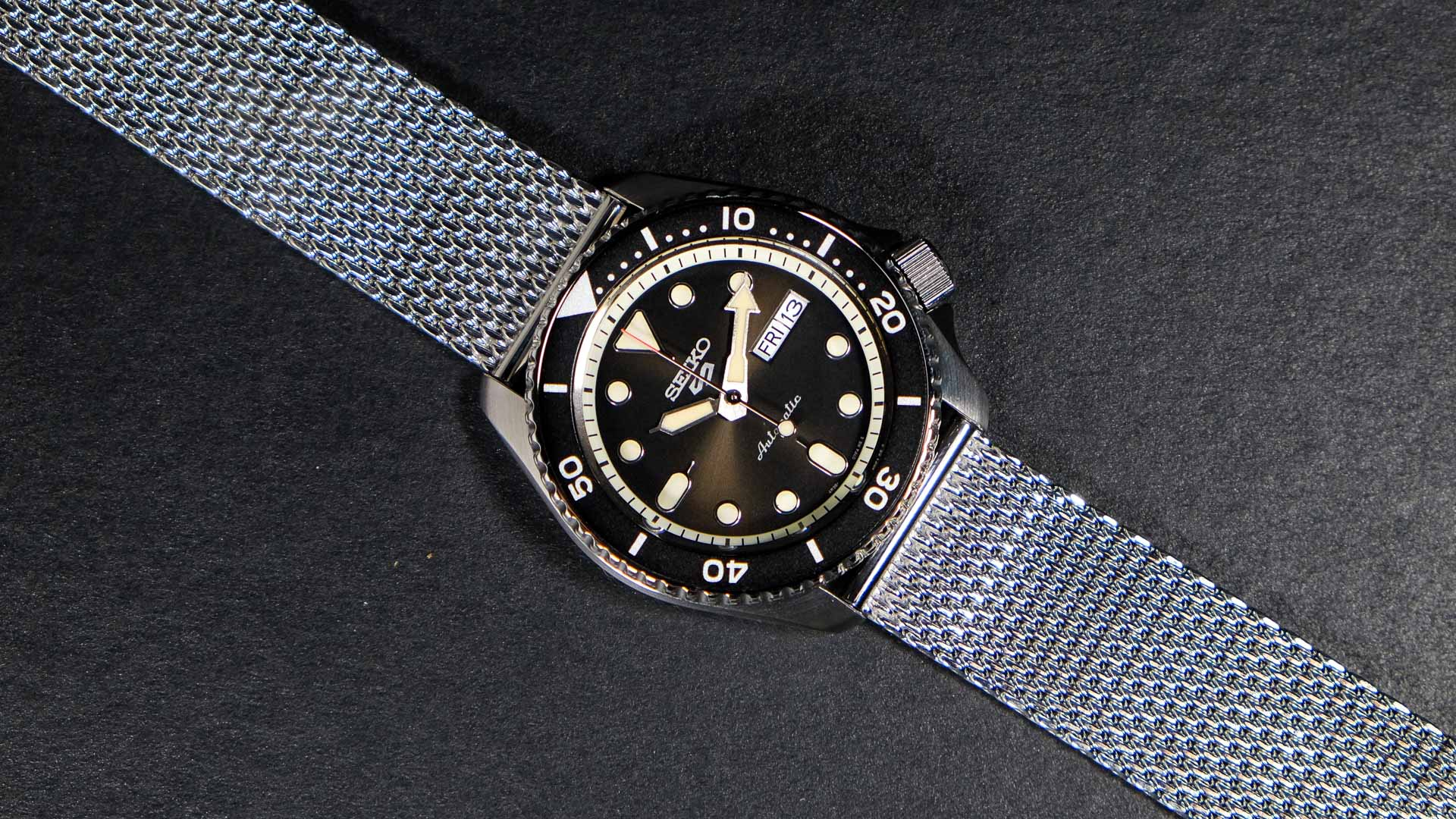 Is the new Seiko 5 Sports a fitting replacement to the SKX007?