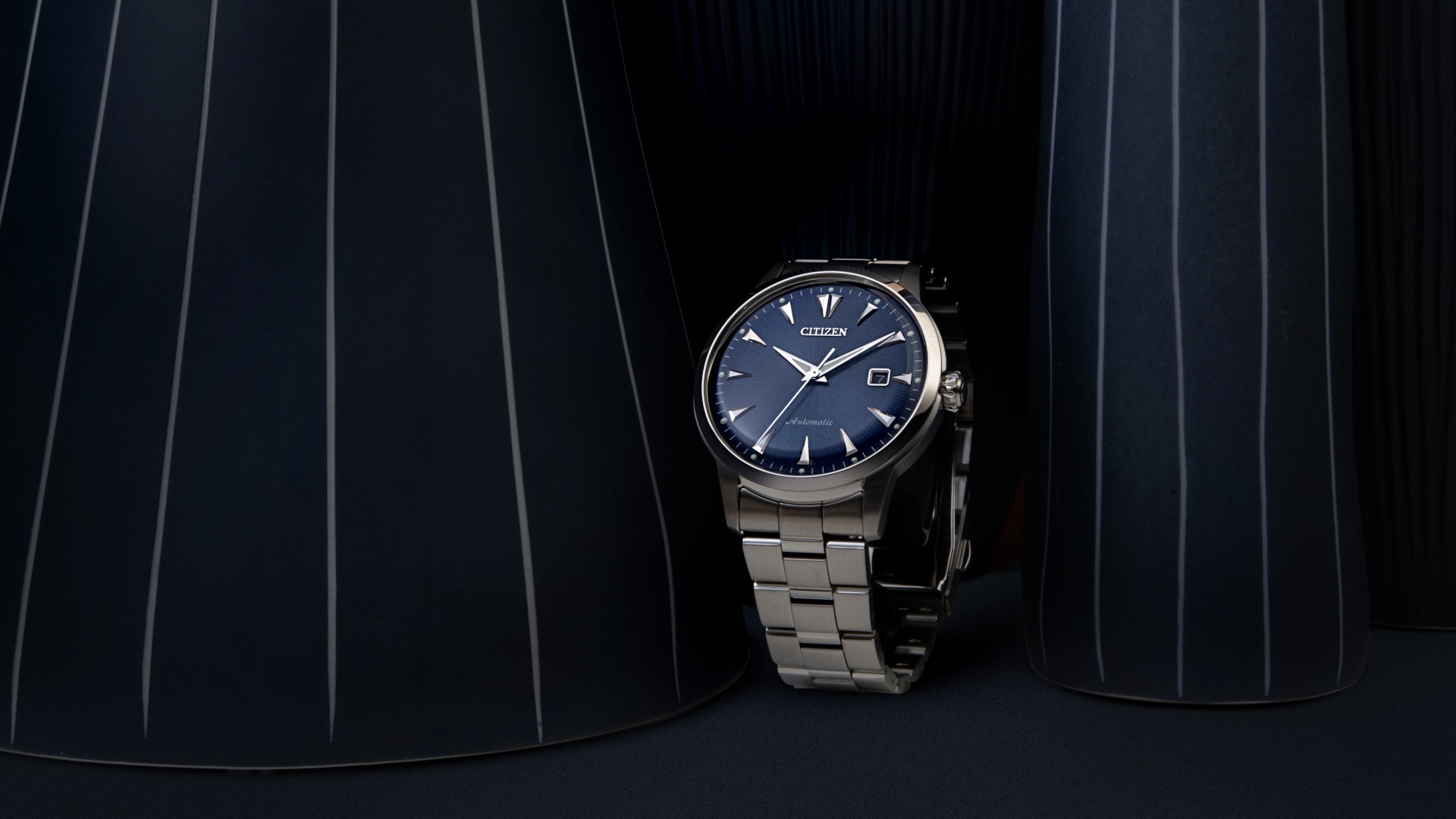 Citizen Parawater, the first-ever water-resistant Japanese watch, revived as the Kuroshio '64