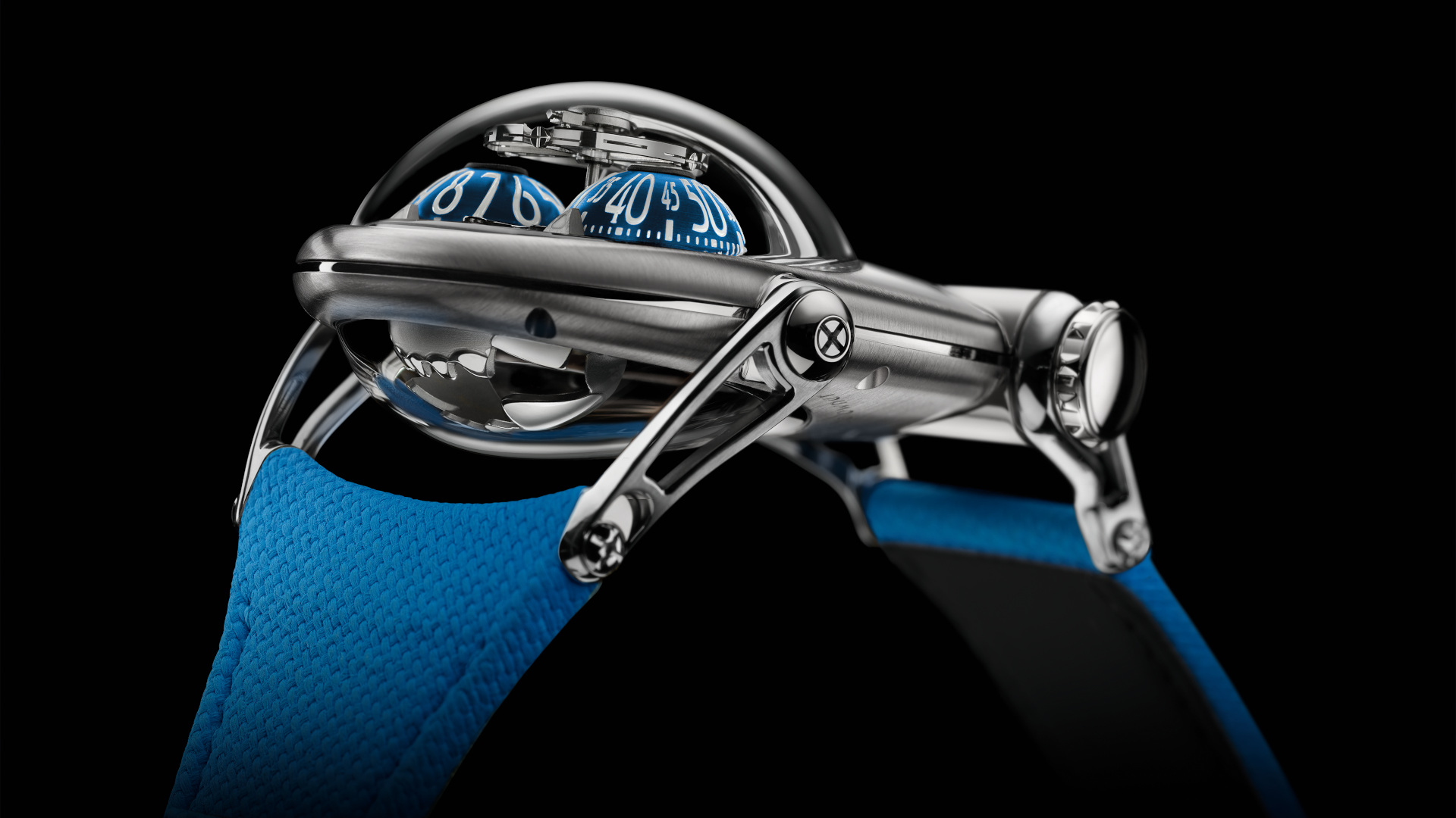 The MB&F HM10 Bulldog is quite possibly man's best friend