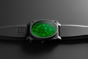 Bell & Ross BR 03-92 H.U.D – Just the right amount of digital display on an analogue dial