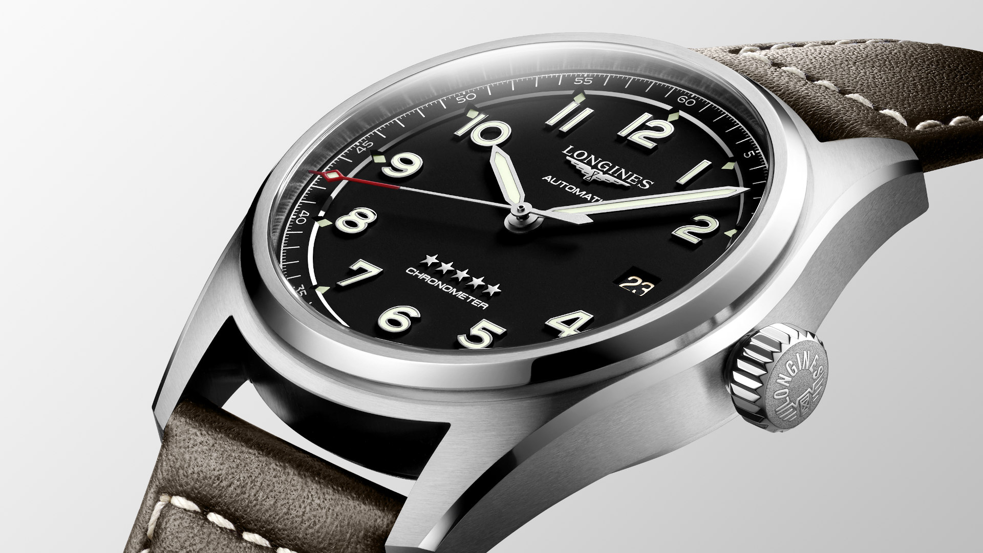 The Longines Spirit collection, inspired by aviators and explorers of the past