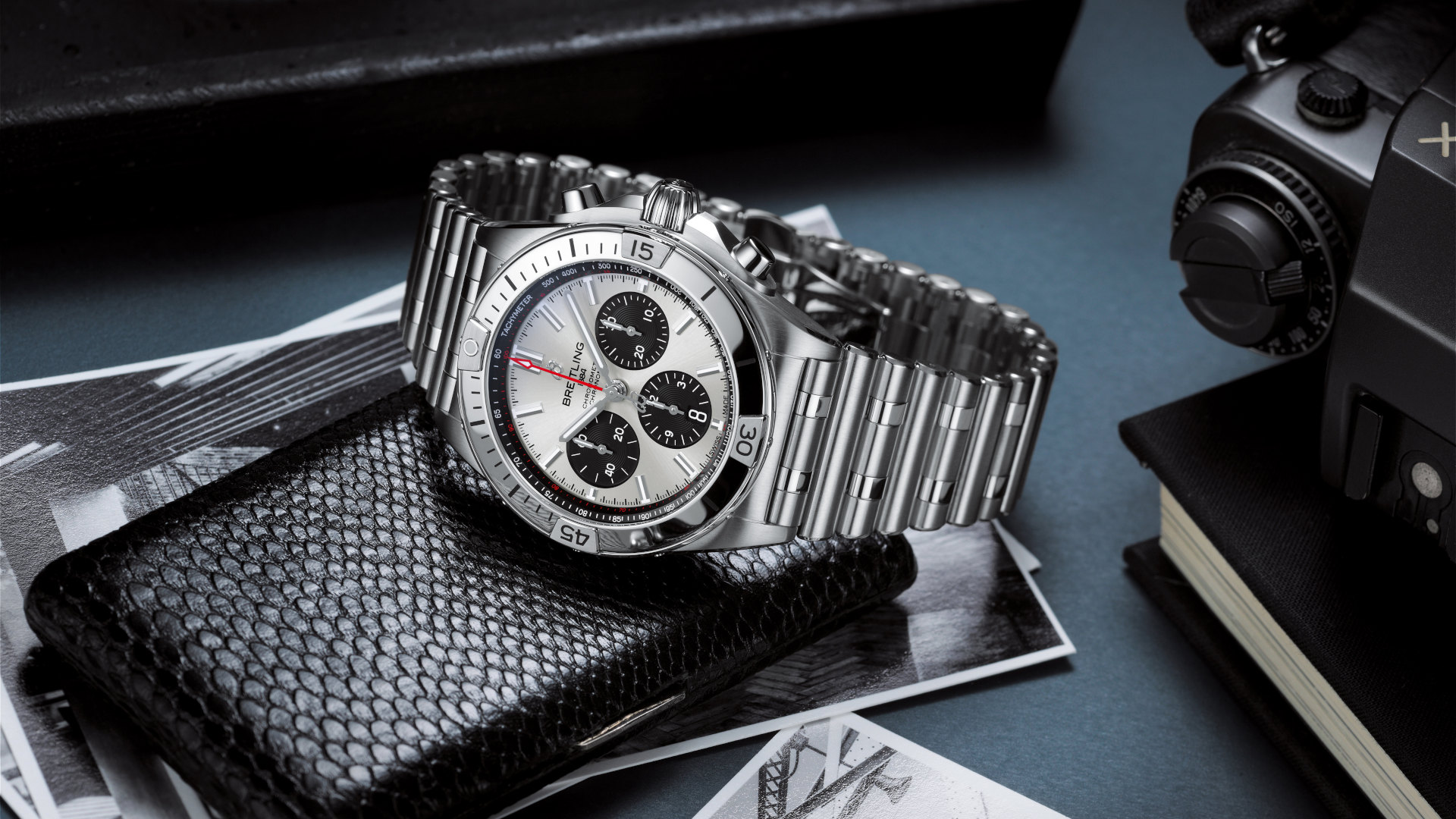 Making retro 'cool' again with the Breitling Chronomat B01