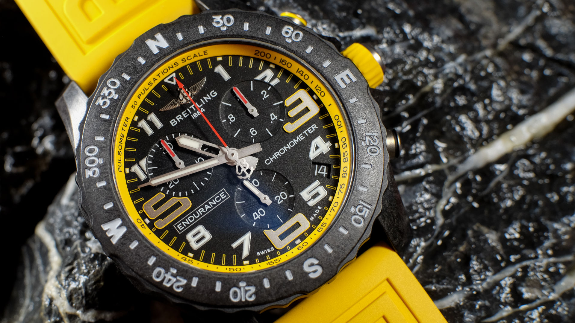 First Impressions: The Breitling Endurance Pro is a highly functional luxury sports watch