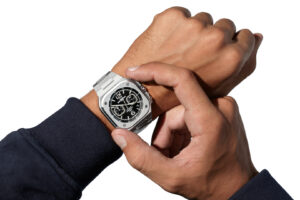 Bell & Ross BR 05 Chrono Adds Another Square Into The Circle Within The Square