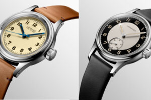 Two New Longines Heritage Pieces Highlight The Playful And Serious Side Of The Late 1940s
