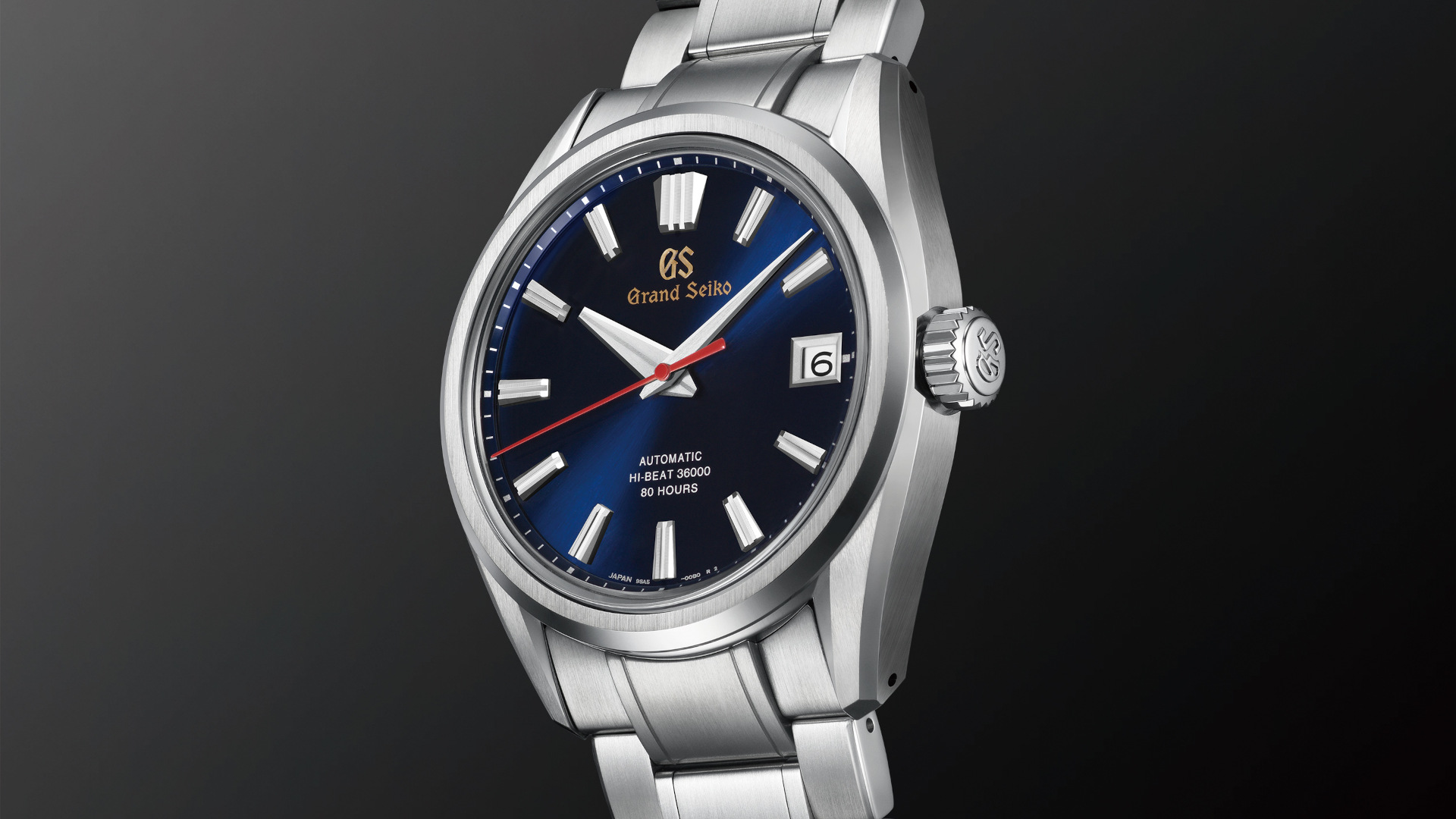 Grand Seiko Celebrates Its 60th-Anniversary Milestone With An Equally Momentous Movement