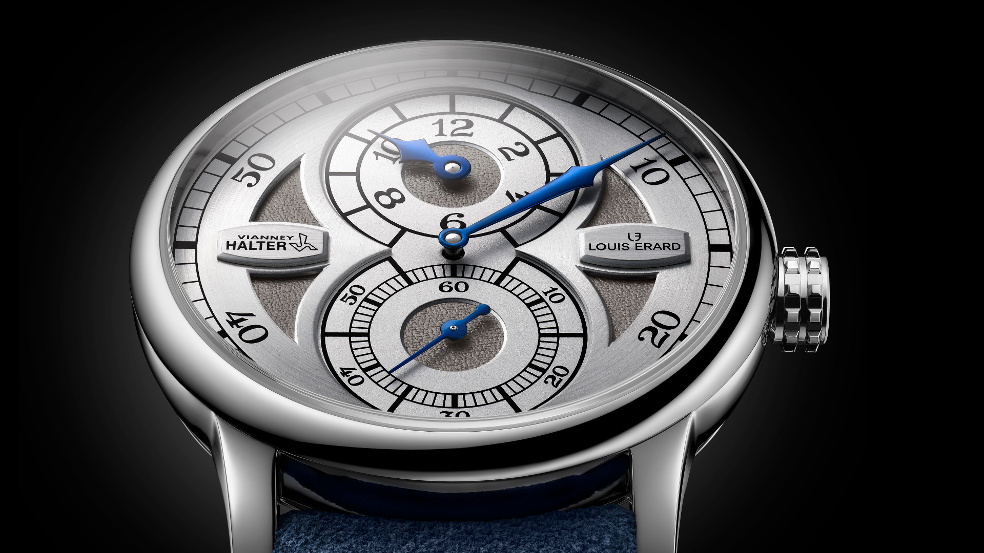 Le Régulateur Louis Erard x Vianney Halter: Independent Watches Made (Relatively) Accessible