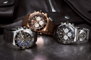 The New Breitling Super Chronomat Watches Are Perfect If You Have Larger Wrists