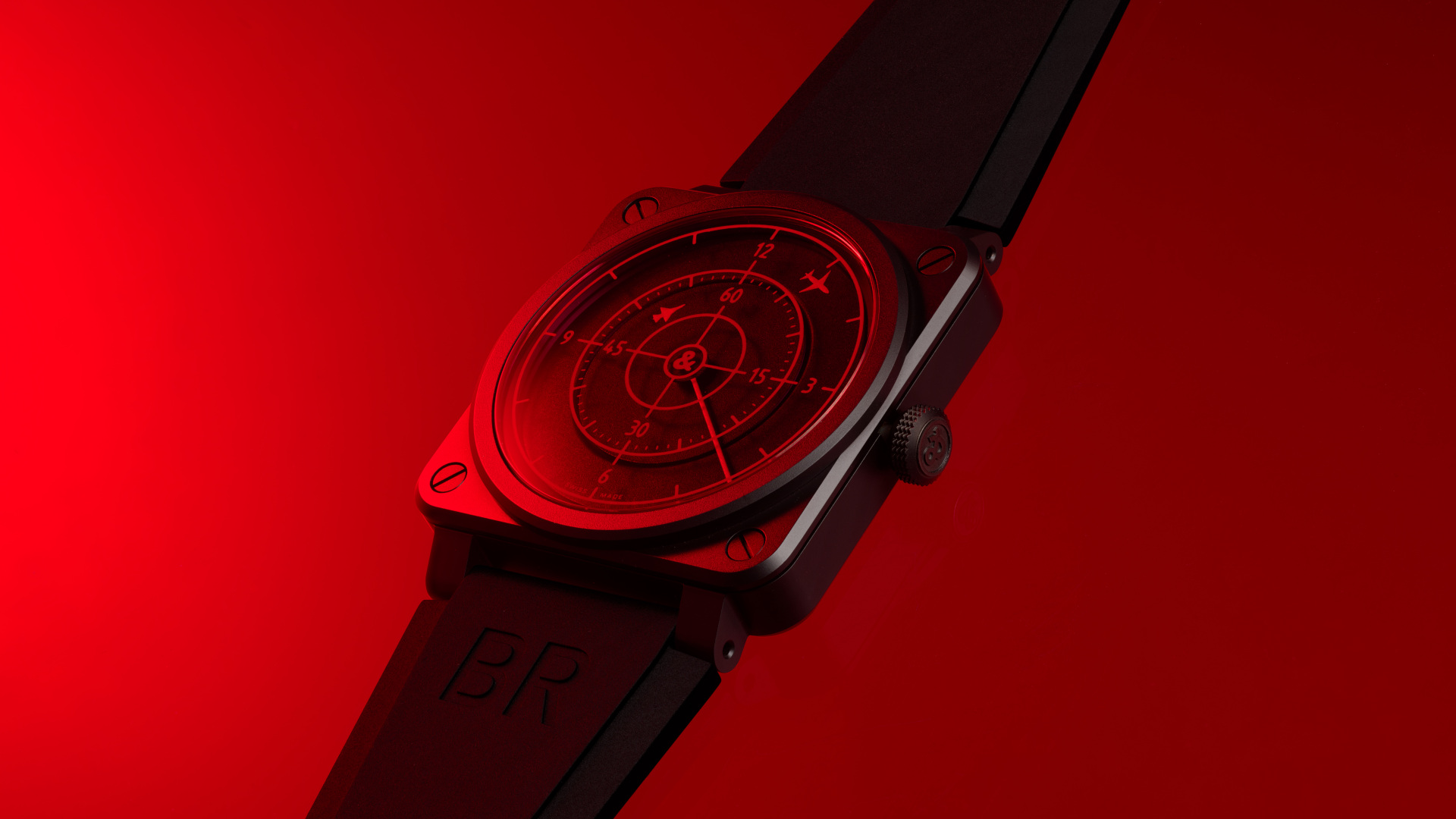 The Bell Ross BR 03-92 Red Radar Ceramic Offers A New Take On The Age-Old Radar